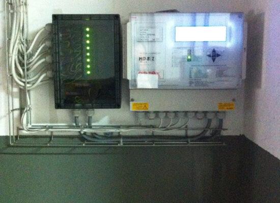 System detekcji Gazu Fabryka opakowań